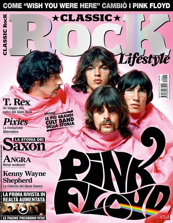 Classic Rock May cover